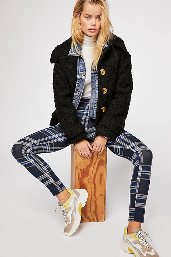 Slide View 4: Carnaby Plaid Trouser