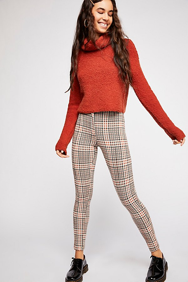 Slide View 1: Carnaby Plaid Pant