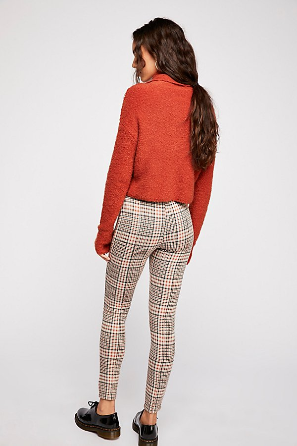 Slide View 2: Carnaby Plaid Pant