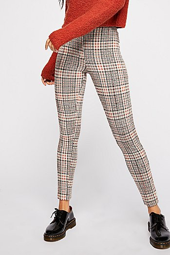 Carnaby Plaid Trouser