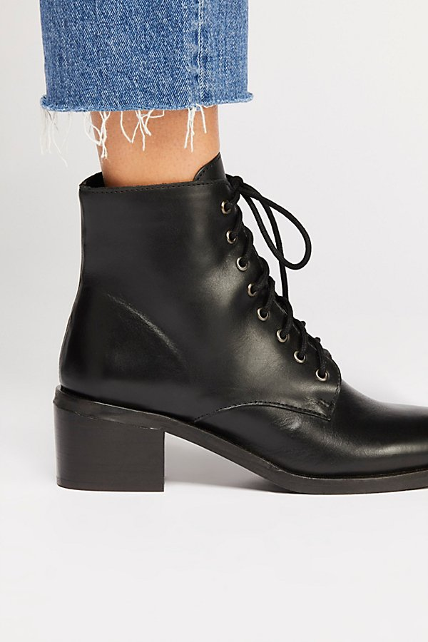 Slide View 3: Zephyr Lace Up Boot