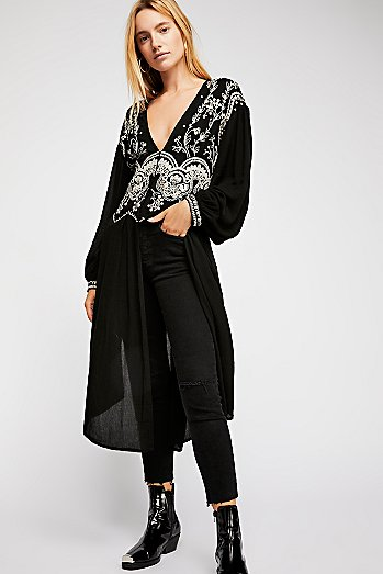 Highline Skyline Maxi Top