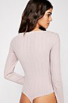 Thumbnail View 3: Beside Me Long Sleeve Bodysuit