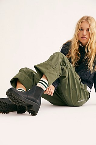 Dr. Martens Rometty Chelsea Boot by Free People