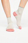 Thumbnail View 1: Printed Silky 3 Pack Sock Set