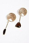 Thumbnail View 1: Sabine Tourmaline Drop Earrings