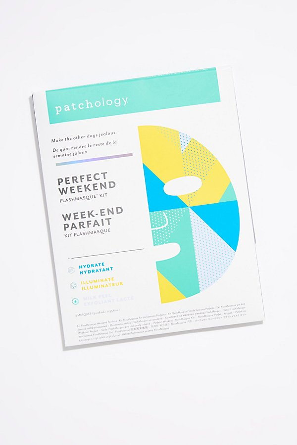 Slide View 2: Patchology Perfect Weekend Trio