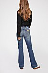 Thumbnail View 4: Wrangler Exaggerated Bootcut Jeans