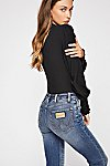 Thumbnail View 1: Wrangler Exaggerated Bootcut Jeans