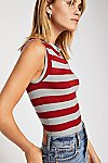 Thumbnail View 1: Stripe Muscle Tank