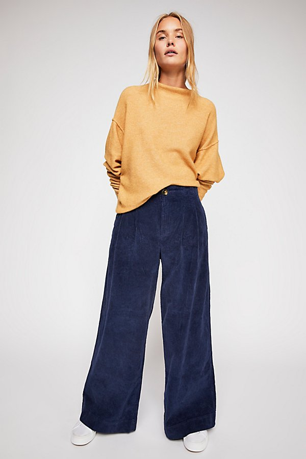 Slide View 2: Extreme Pleated Trousers
