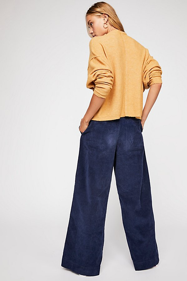 Slide View 3: Extreme Pleated Trousers