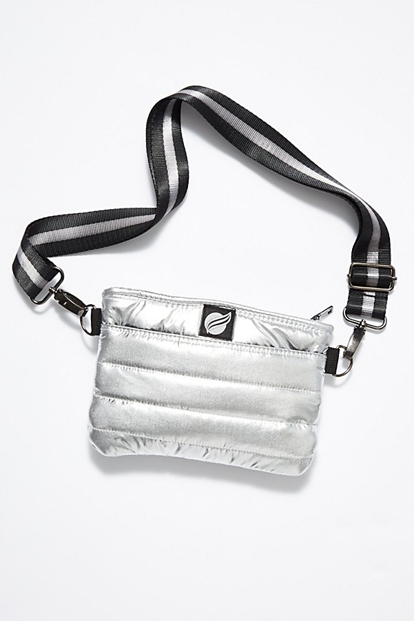 Slide View 2: Puffer Convertible Belt Bag