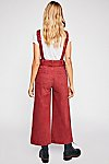 Thumbnail View 2: Belted Twill Jumpsuit