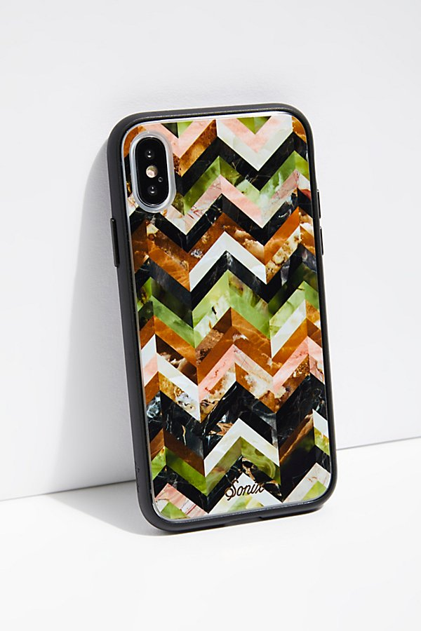 Slide View 1: Stone Tile Iphone Case