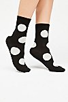 Thumbnail View 2: Rie Polka Dot Crew Sock