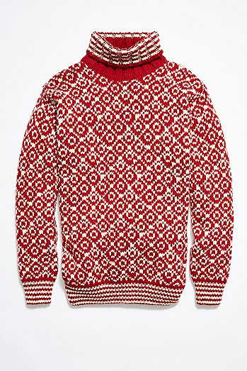 Devold Svalbard High Neck Sweater