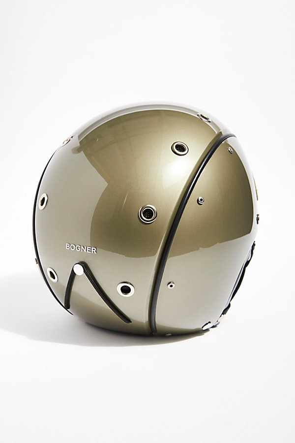 Slide View 3: Bogner Pure Ski Helmet