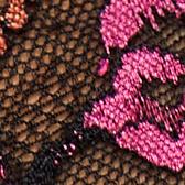 粉色 / 黑色