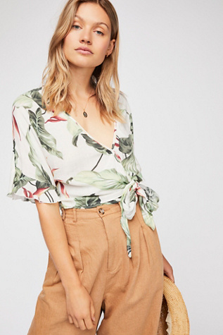 Athena Top by Free People