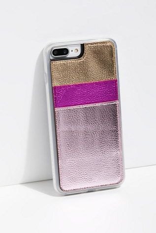 Strut Pocket Iphone Case by Free People