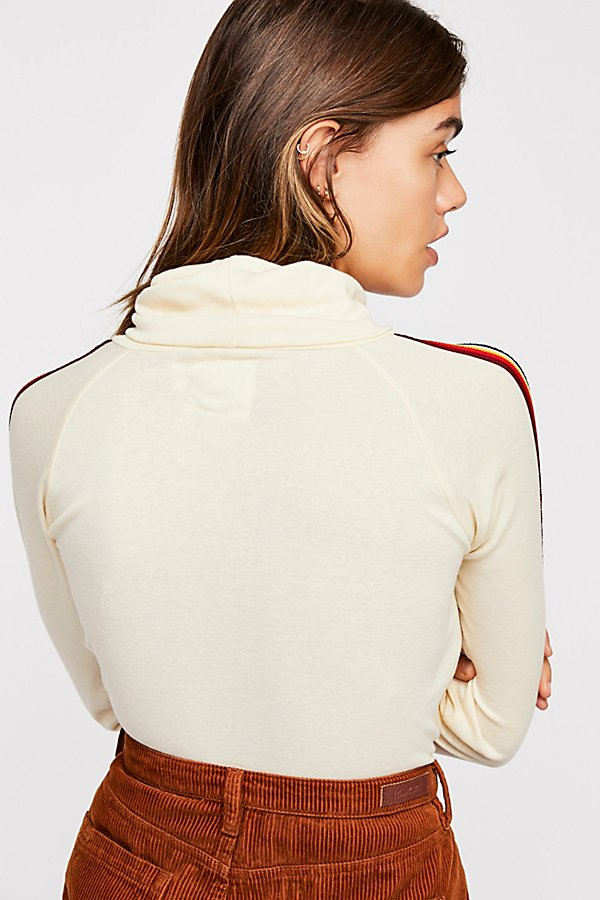 Slide View 3: Marathon Turtleneck Top