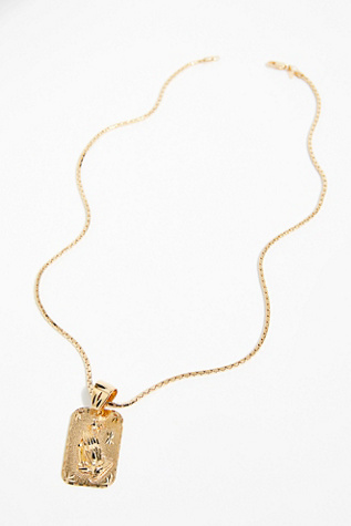 Praying Necklace by Free People
