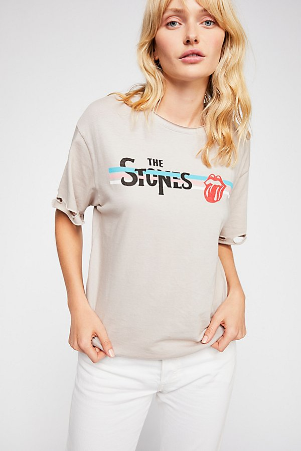 Slide View 2: The Stones Tee