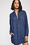 Thumbnail View 1: Wrangler Denim Dress