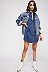 Thumbnail View 4: Wrangler Denim Dress