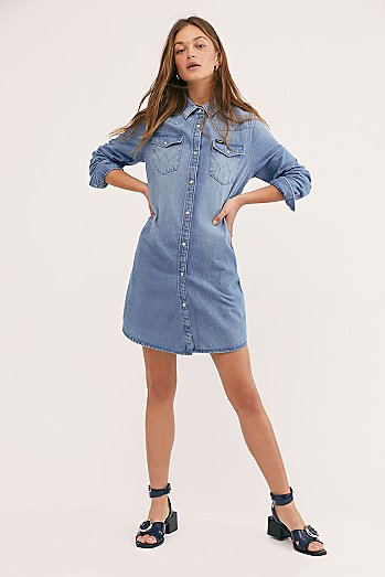 Wrangler Denim Dress