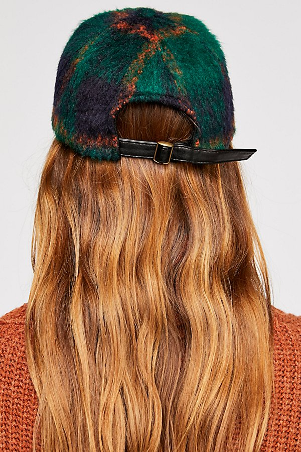 Slide View 3: Jasper Plaid Baseball Hat