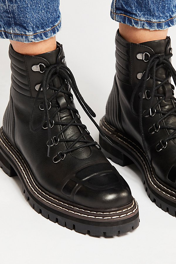 Slide View 3: Carter Lace Up Boot