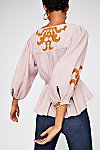 Thumbnail View 2: Sweet Serenade Embroidered Blouse