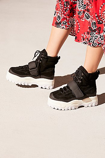 Sugar And Spice Hi Top Sneaker