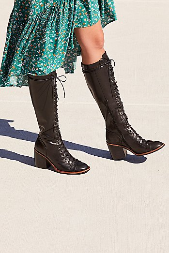 Jack Lace Up Boot