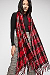 Thumbnail View 2: Emerson Plaid Scarf