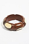Thumbnail View 1: Oversized Wood Bangle