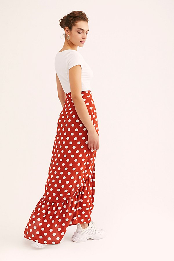 Slide View 2: Unbutton Me Maxi Skirt
