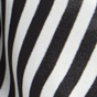 Black / White Stripe