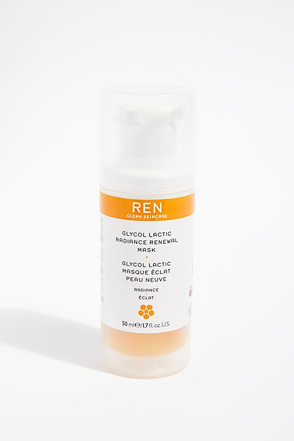Slide View 1: Ren Glycol Lactic Radiance Renewal Mask