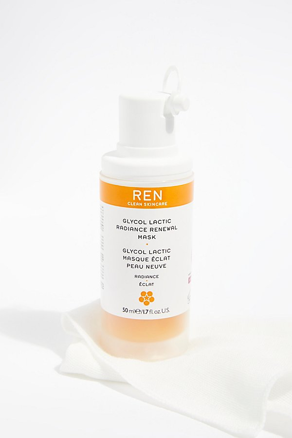 Slide View 2: Ren Glycol Lactic Radiance Renewal Mask