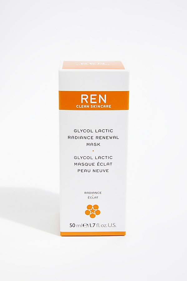 Slide View 3: Ren Glycol Lactic Radiance Renewal Mask