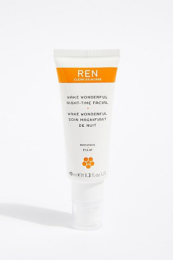 REN Wake Up Wonderful Night-Time Facial