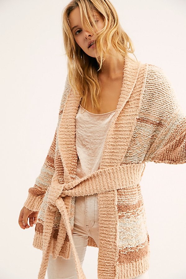 Slide View 1: Cozy Cabin Cardi Sweater