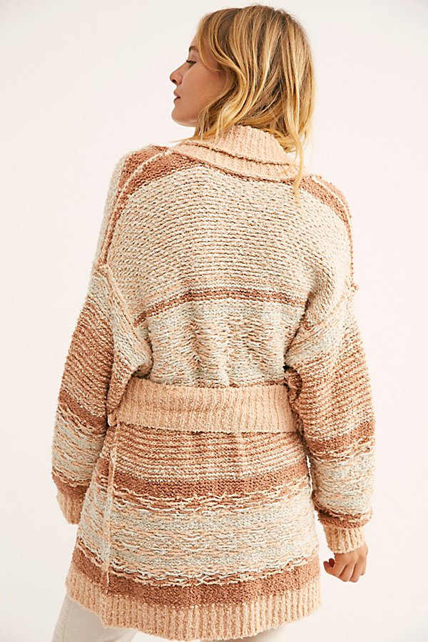 Slide View 2: Cozy Cabin Cardi Sweater