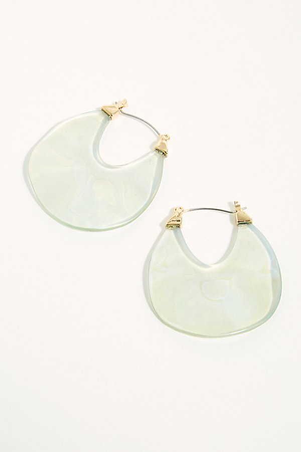 Slide View 2: Stella Resin Earrings