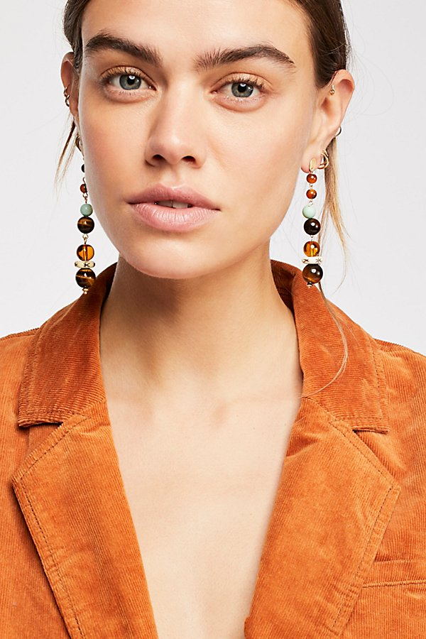Slide View 1: Vida Beaded Earrings