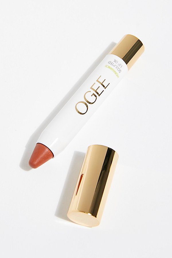 Slide View 1: Ogee Sculpted Lip Oil Tinted