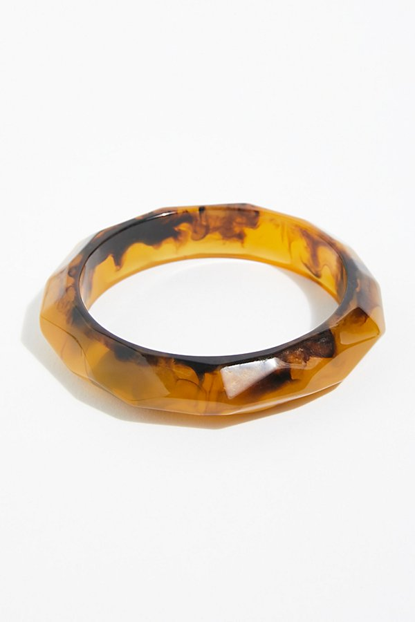 Slide View 2: Resin Bangle